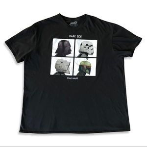 Star Wars Brand Dark Side Gorillaz T-Shirt XXL